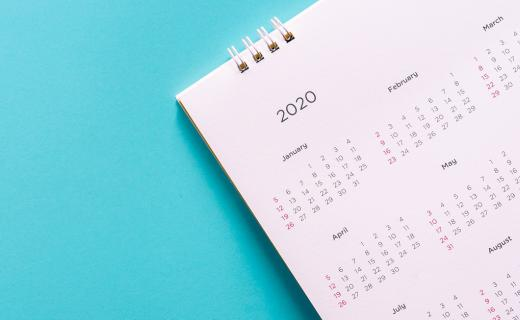 2020 start of the academic year and academic calendars | SMPM